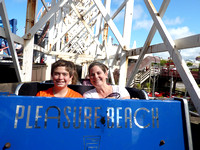 Blackpool Pleasure Beach, England